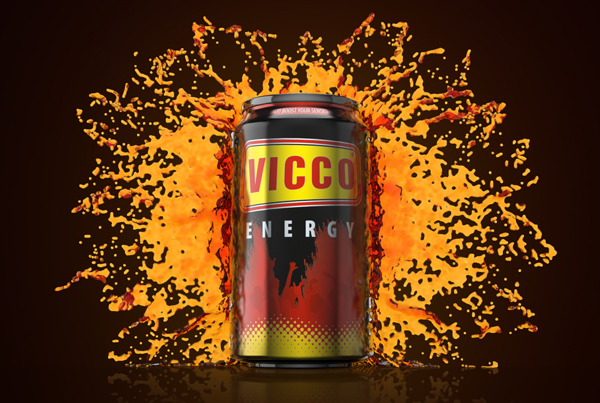 Vicco Energy Product Visualisatie