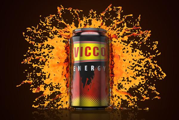 Vicco Energy Product Visualisatie