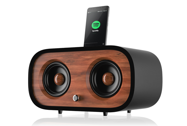 Speaker Product Visualisatie